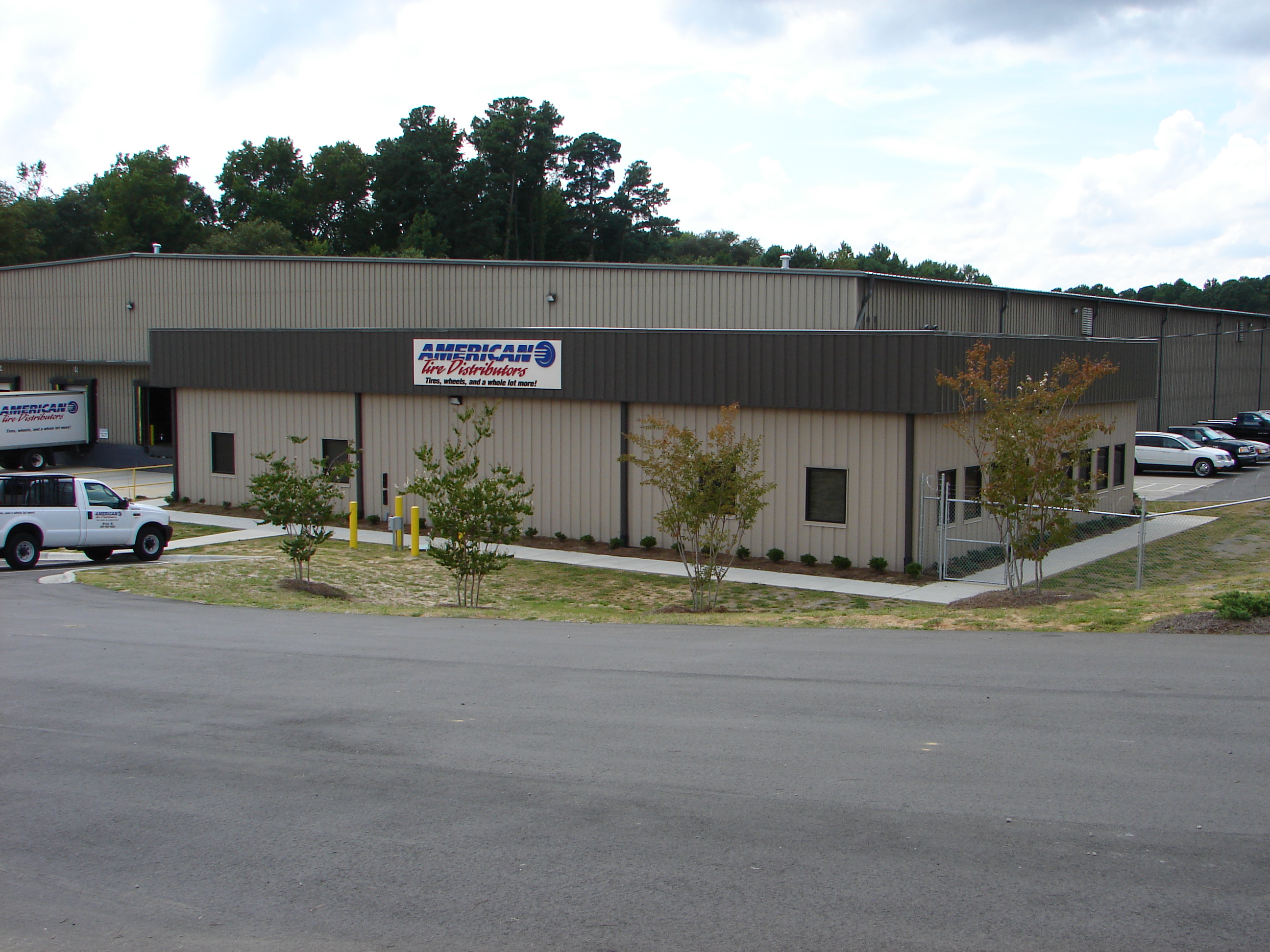 American Tire Distributors - Wilson, NC